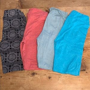 Bundle of LuLaRoe Kids L/XL leggings